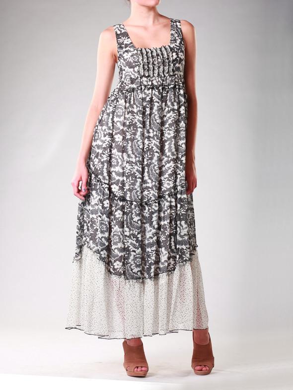 Лукбук YETONADO: летнее настроение и длинные платья. . Изображение № 7.