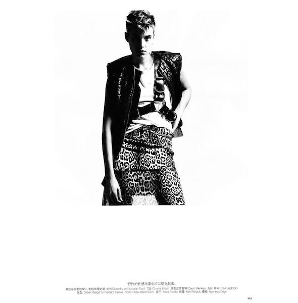 Изображение 37. Съемки: i-D, Interview, POP и Vogue.. Изображение № 45.