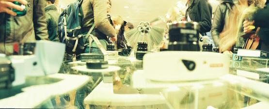 Галерея-магазин Ломографии вНью-Йорке. Изображение № 24.