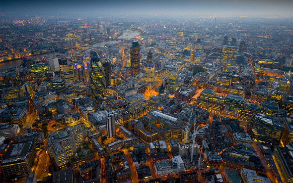 London From Above. Изображение № 2.