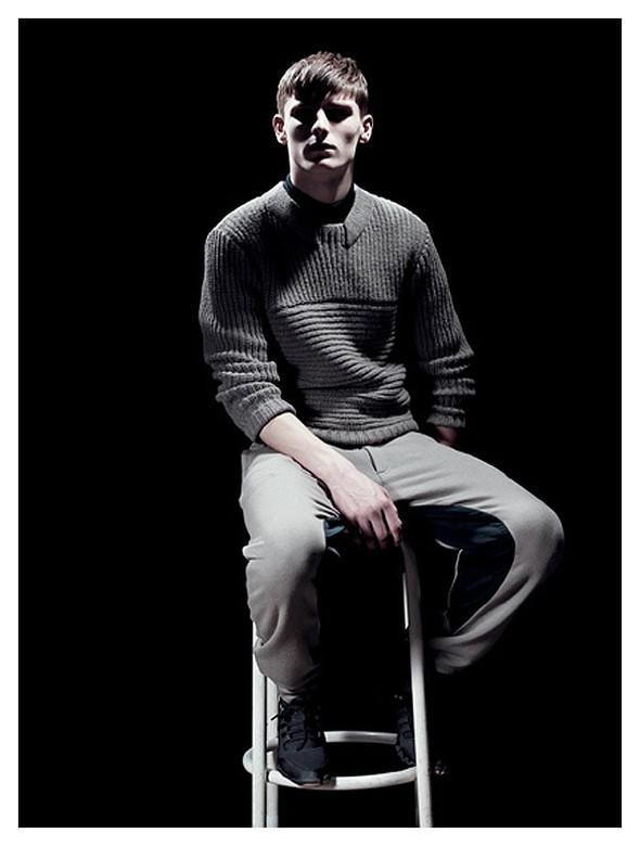 Лукбук: Adidas SLVR FW 2011. Изображение № 4.