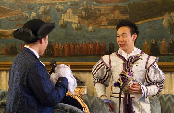 Венецианский карнавал масок. Изображение № 31.
