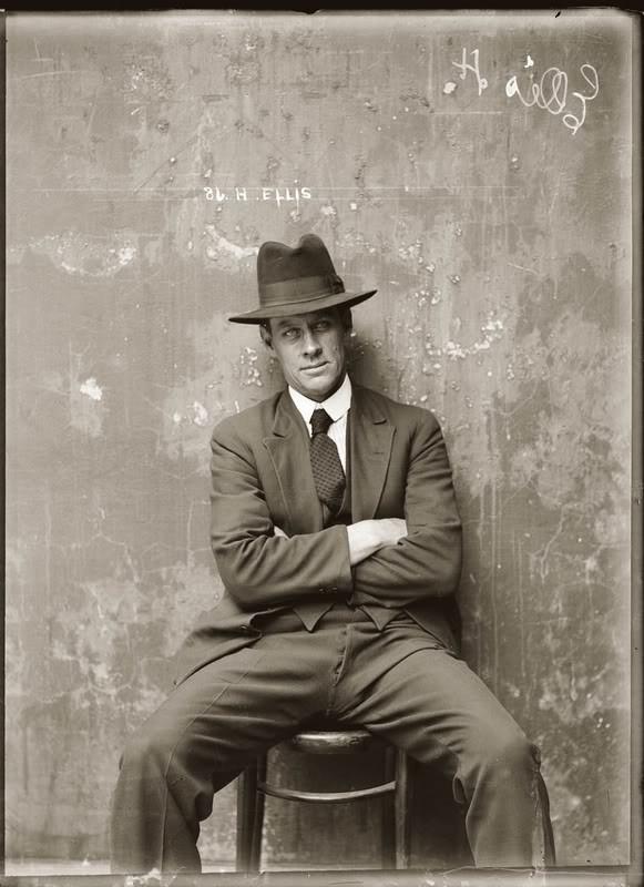 Фотографии американских гангстеров начала 20 века. Изображение № 42.