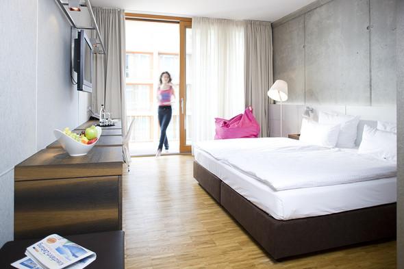 Design Hotels: FACTORY HOTEL, Германия. Изображение № 4.