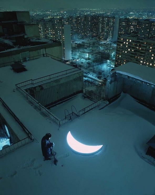 """""""Частная луна"""". Изображение № 8."""