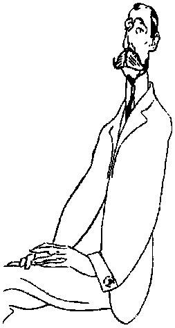 Карикатуры на писателей. Изображение № 62.