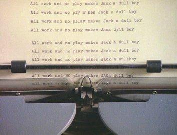 Фанат Стивена Кинга опубликовал роман Джека Торренса. Изображение № 1.