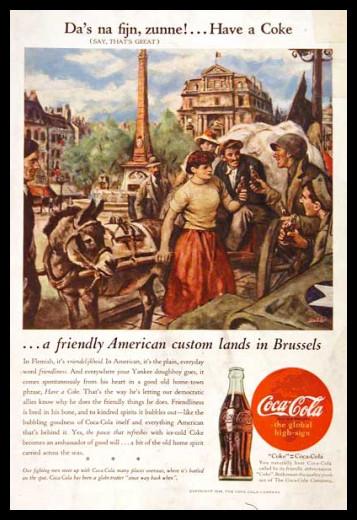 Изображение 28. Coca-cola – История бренда, история рекламы.. Изображение № 28.