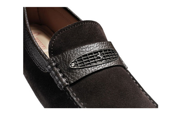 Tod's for Ferrari Driving Mocassins. Изображение № 8.