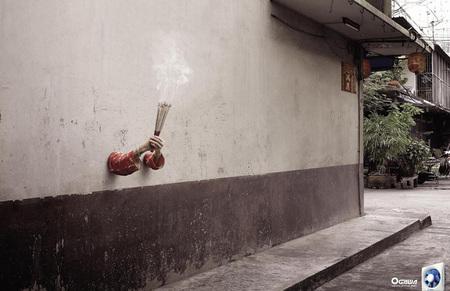 Улыбчивая реклама отАнушай Сечарунпутонг. Изображение № 2.