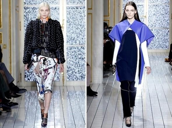 Изображение 2. Показы на Paris Fashion Week FW 2011: день 3.. Изображение № 6.