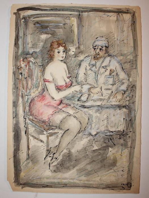 Универсальный художник - В.И. Соболевский. Изображение № 8.