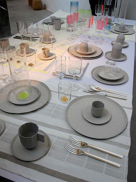 Посуда в стилях. Изображение № 3.