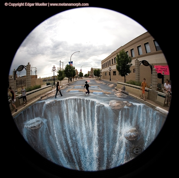 Сенсация: тектонический разлом наулицах города!. Изображение № 15.