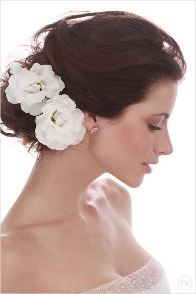 Цветы в волосах. Изображение № 10.