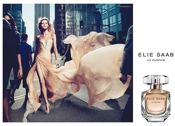 Изображение 2. Кампании: Elie Saab, Givenchy и Yves Saint Laurent.. Изображение № 1.