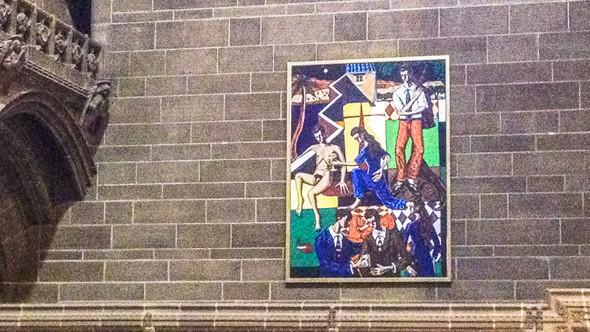 Кафедральный собор. Изображение № 47.