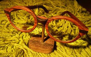Деревянные оправы отUrban Spectacles. Изображение № 20.