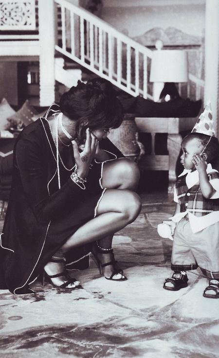 Naomi Campbell. Изображение № 16.