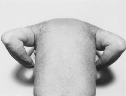 John Coplans: Части тела. Изображение № 16.