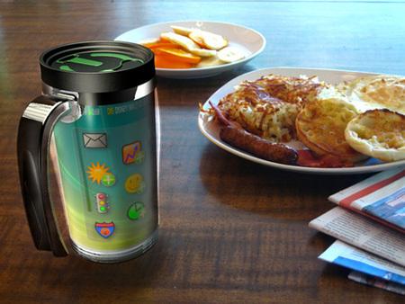 Всеновости водной чашке кофе. Изображение № 1.