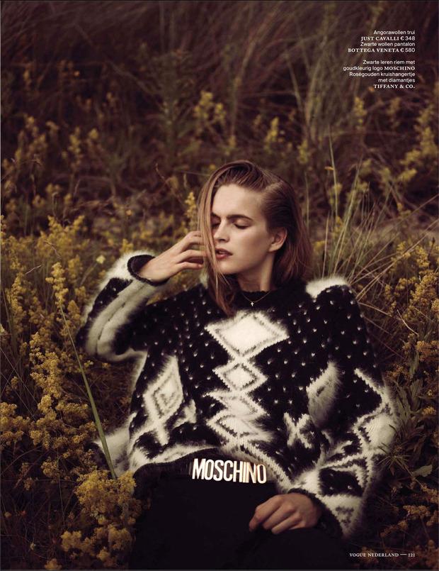 Вышли новые съемки из Bon, Flair, Vogue и других журналов. Изображение № 43.
