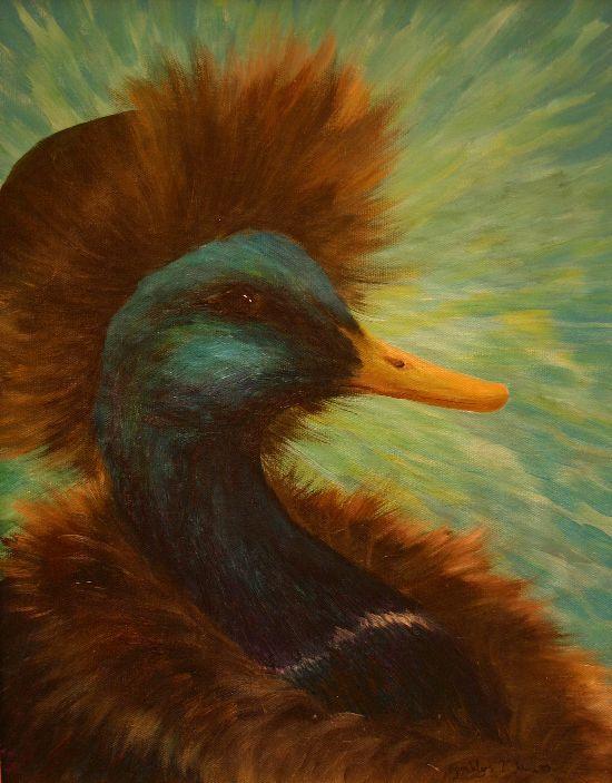 Птицы Мацкявичуса. Изображение № 12.