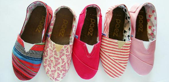 Обувь PAEZ - теперь и в России. Изображение № 16.