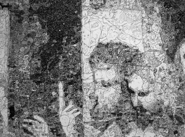 Изображение 7. Невероятный мир картин SAGAKI KEITA.. Изображение № 7.