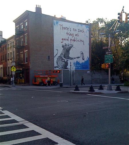 Изображение 3. Гигантские крысы атакуют Нью-Йорк.. Изображение № 5.
