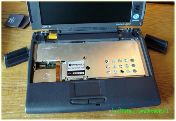 Ретро: Обзор ноутбука AcerNote Light 370DX 1996года. Изображение № 10.