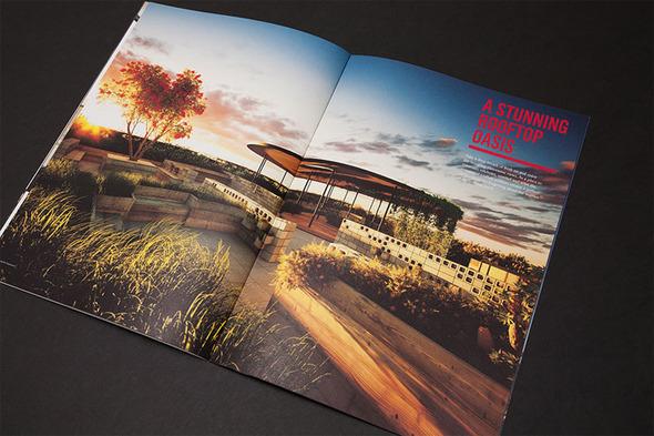 Обзор работ австралийской дизайн-студии SouthSouthWest. Изображение №23.