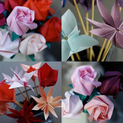 Любовь к бумаге или 1001 оригами. Изображение № 5.