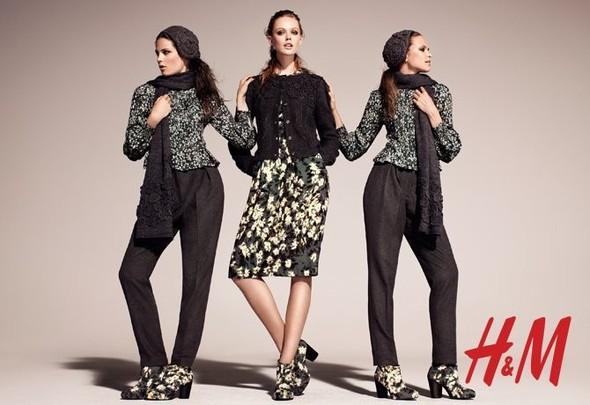 Лукбук: H&M Conscious Collection 2011. Изображение № 4.