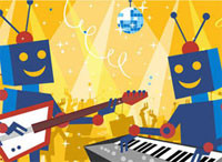 27/11 - Фестиваль электронного искусства ЭЛЕКТРО-МЕХАНИКА. Изображение № 10.