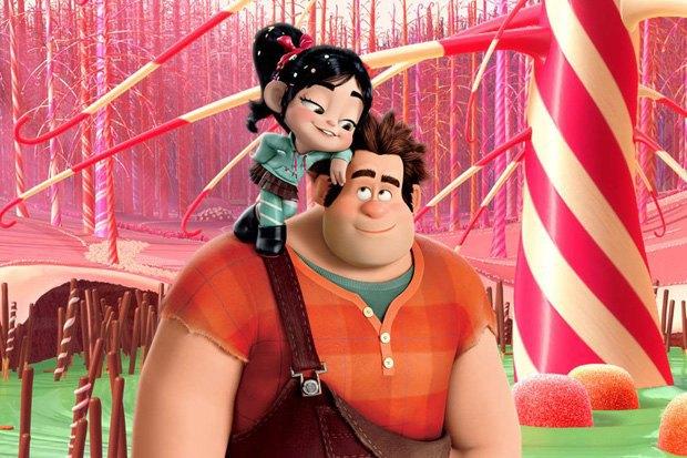 Кадр из мультфильма «Ральф» 2012 года. Изображение № 1.
