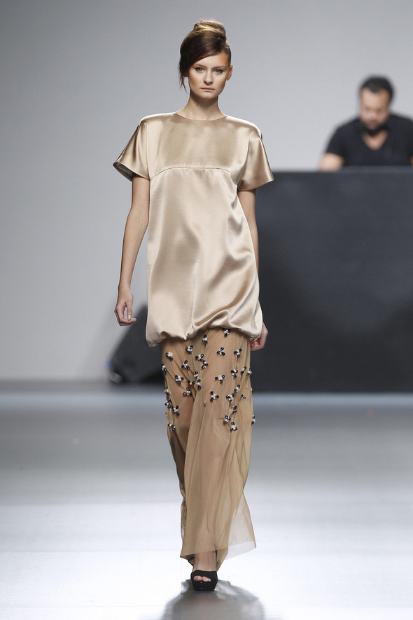 Madrid Fashion Week A/W 2012: Juana Martin. Изображение № 14.