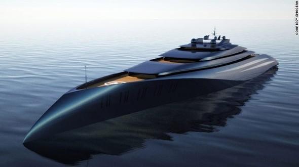 Самая большая в мире яхта. Изображение № 1.