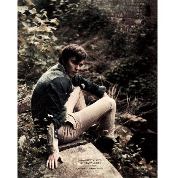 Изображение 16. Мужские съёмки: Industrie, Interview и другие.. Изображение № 26.