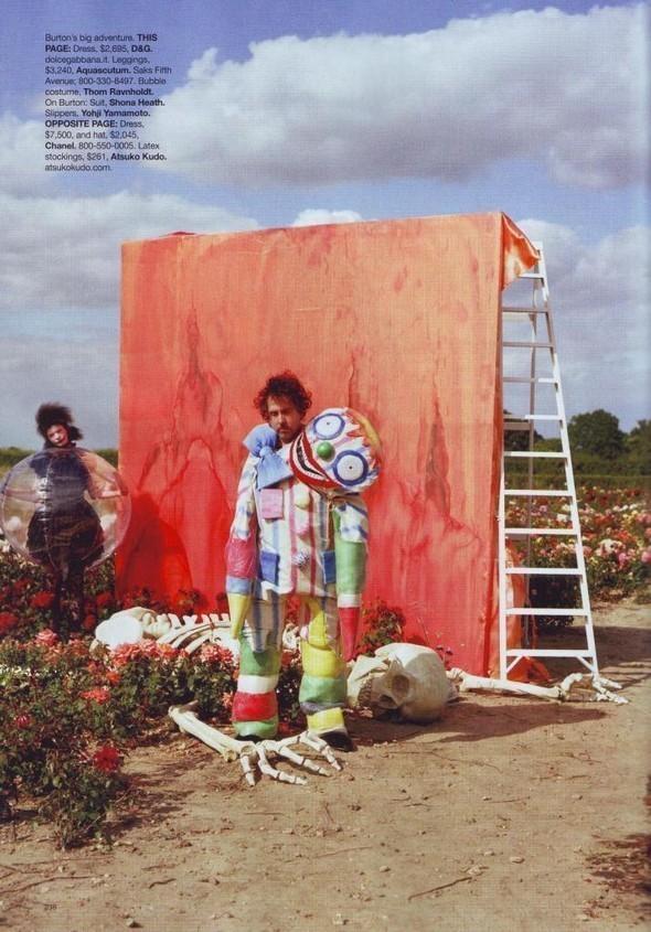 Мир с обложки Тим Уокер. Изображение № 47.