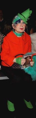 Анна Пьяджи. Модный гардероб. Изображение № 55.