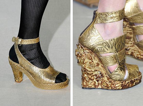 Walking in my shoes: 10 тенденций обуви весны-лета 2011. Изображение № 85.