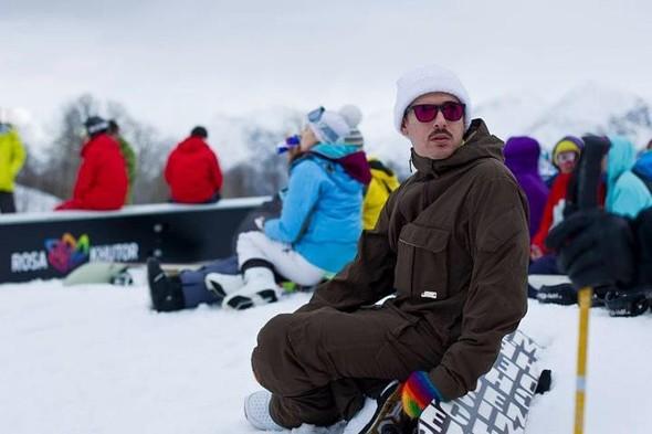 Rosa Khutor Snow Camp от Quiksilver - главный снежный лагерь страны!. Изображение № 5.