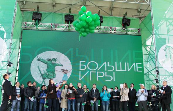 Челябинск открыл новый сезон «Больших Игр МегаФона» 2012!. Изображение № 4.