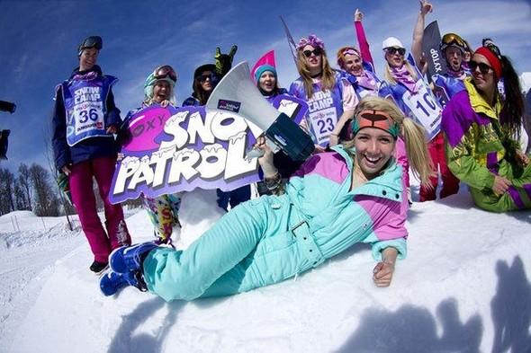 Rosa Khutor Snow Camp от Quiksilver - главный снежный лагерь страны!. Изображение № 3.