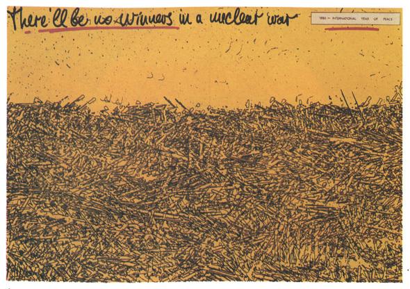 Искусство плаката вРоссии 1884–1991 (1991г, часть 2-ая). Изображение № 21.
