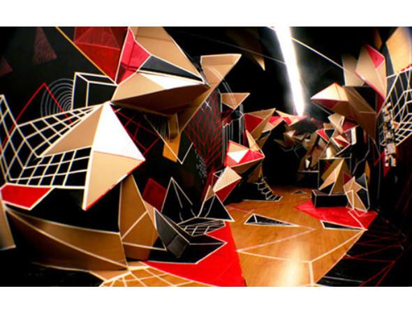 Найдено за неделю: Интерьеры Роя Лихтенштейна, неон-арт и граффити с гейшами. Изображение № 9.