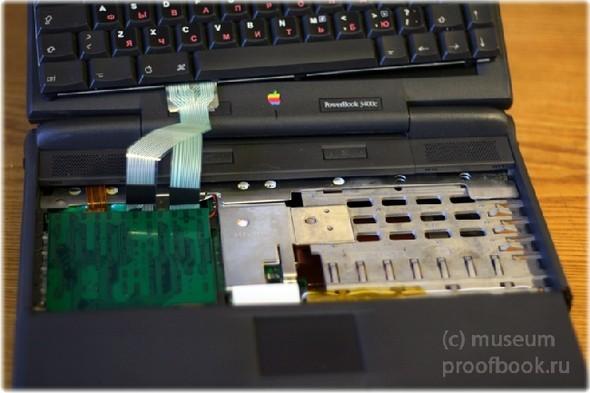 Ретро: Apple Powerbook 3400c200 97года. Изображение № 14.