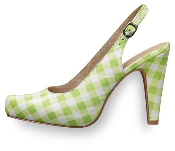 Современность и Ретро - элегантность в линии обуви Tamaris. Изображение № 6.