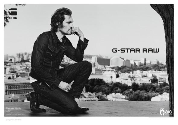 Рекламная кампания: G-Star RAW SS'12. Изображение № 13.